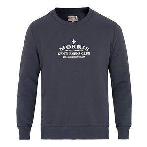 Morris Walker Sweatshirt Navy