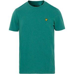 Scott Lyle & Scott Garment Dyed T-Shirt Alpine Green Marl