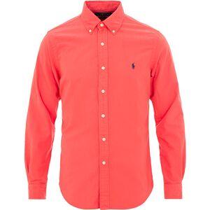 Polo Ralph Lauren Slim Fit Garment Dyed Oxford Shirt Cactus Flower