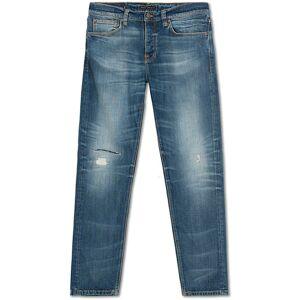 Nudie Jeans Steady Eddie II Organic Jeans Worn Blue