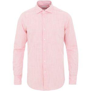 Glanshirt Cotton Fil-A-Fil Shirt Light Rose