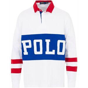 Polo Ralph Lauren Track Rugger White