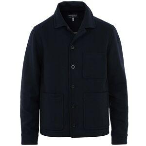 Gloverall Moss Melton Wool Jacket Navy