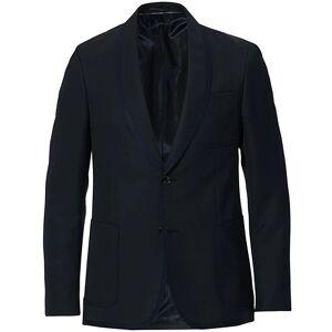Boss Nihen Shawl Smoking Blazer Dark Blue