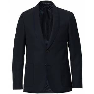 Boss Nihen Shawl Smoking Blazer Dark Blue