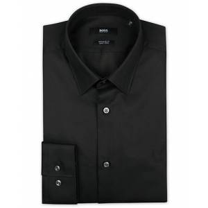 Boss Elliot Regular Fit Shirt Black
