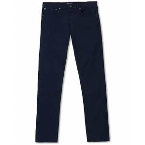 Ralph Lauren Purple Label Thompson Slim Fit 5-Pocket Pants Regatta Nav
