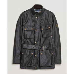 Belstaff Trialmaster Waxed Jacket Black