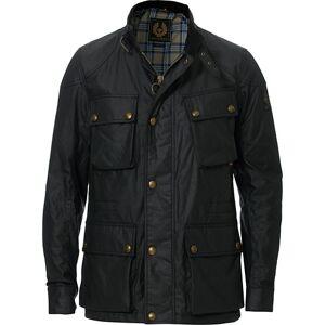 Belstaff Fieldmaster Waxed Jacket Black