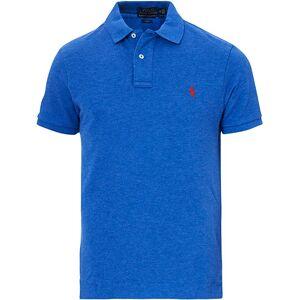 Polo Ralph Lauren Slim Fit Polo Dockside Blue Heather