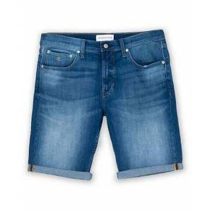 Calvin Klein Jeans Regular Fit Shorts Mid Blue