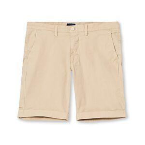 GANT Regular Sunbleached Shorts Dry Sand