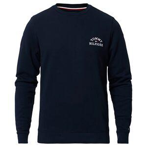 Tommy Hilfiger Embroidered Crew Neck Sweatshirt Desert Sky