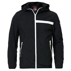 Colmar Nylon Hooded Jacket Black