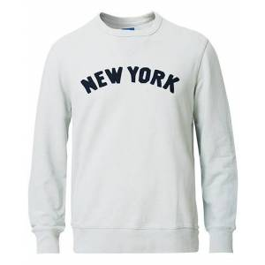 J.Crew New York Terry Crew Warm Pearl