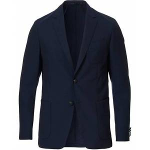 Boss Nolway Wool Patch Pocket Blazer Navy