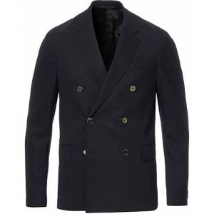 Boss Nielsen Double Breasted Blazer Black
