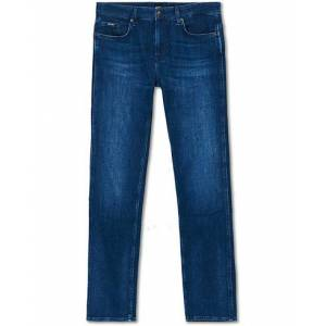 Boss Delaware Slim Fit Stretch Jeans Medium Blue