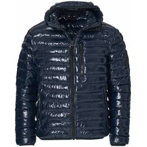 Peak Performance Ward Hooded Liner Jacket Salute Blue