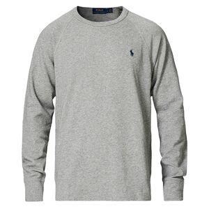 Polo Ralph Lauren Crew Neck Sweatshirt Light Grey Heather