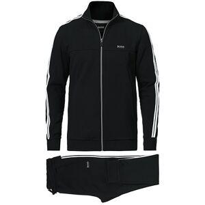 Boss Athleisure Full Zip/Sweatpants Tracksuit Black