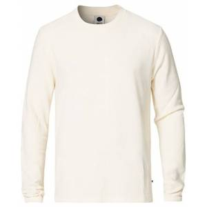 NN07 Clive Long Sleeve Tee Off White