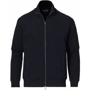Giorgio Armani Emporio Armani Full Zip Sweater Navy