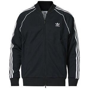 adidas Originals Full Zip Bomber Sweater Black