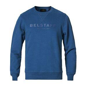 Belstaff Belstaff 1924 Crew Neck Logo Sweat Racing Blue