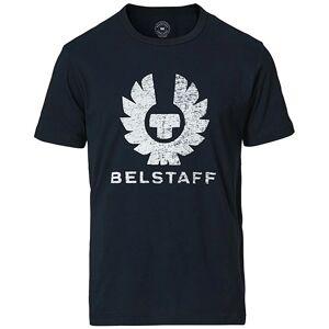 Belstaff Coteland Logo Crew Neck Tee Dark Ink