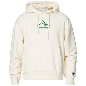 adidas Originals Stan Smith hoodie Off White