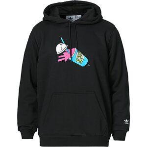 adidas Originals The Simpsons Hoodie Black