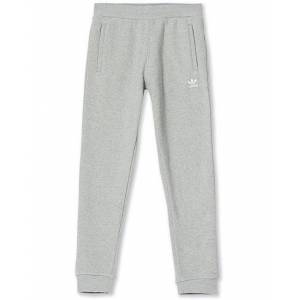 adidas Originals Essential Trefoil Sweatpants Grey Melange