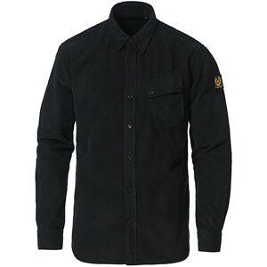 Belstaff Pitch Corduroy Shirt Black