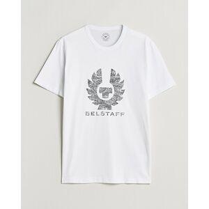 Belstaff Coteland Logo Crew Neck Tee White