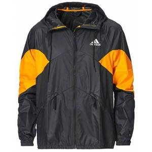 adidas Performance Lightweight Technical Jacket Black/Orange