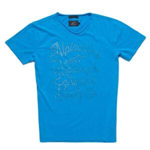 Alpinestars Ratchet Knit T-skjorte Blå S