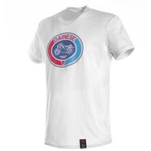 Dainese Moto72 T-skjorte Hvit L