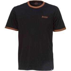 Dickies Barksdale T-skjorte Svart S