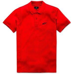 Alpinestars Capital Polo skjorte Rød S