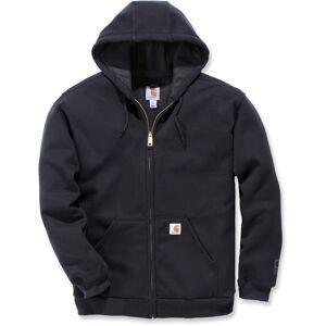 Carhartt Rutland Thermal Lined Zip Sweatshirt Svart M