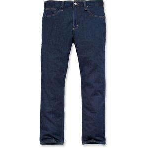 Carhartt Rugged Flex Straight Tapered Jeans Blå 40