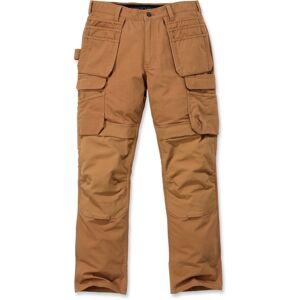 Carhartt Emea Full Swing Multi Pocket Bukser Brun 28