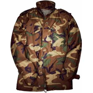 Alpha Industries M-65 Jakke Flerfarget L