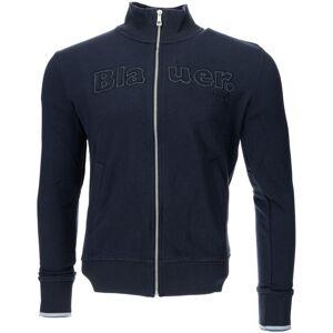Blauer USA Sweatshirt jakke Blå 2XL