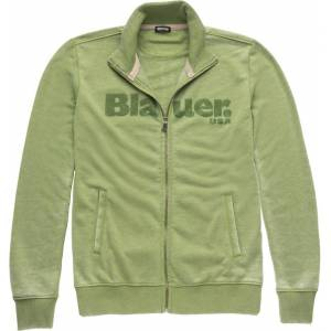 Blauer USA Burnout Genser jakke Grønn M