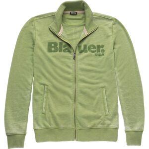 Blauer USA Burnout Genser jakke Grønn L