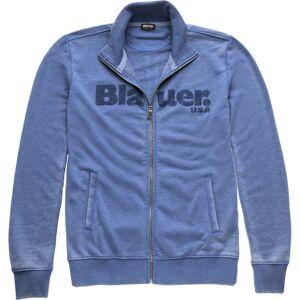Blauer USA Burnout Genser jakke Blå 3XL