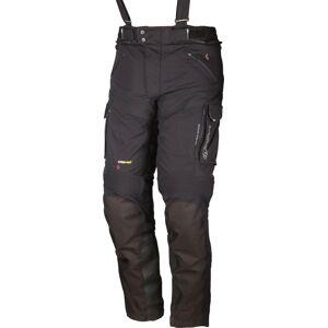 Modeka Tacoma Motorsykkel tekstil bukser XS Svart Grå