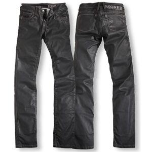 Rokker The Diva Jeans Lady 30 Svart